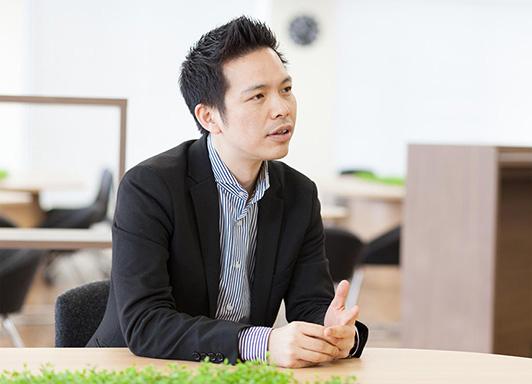 代表取締役 小川忠洋